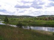 Участок 15 соток в дер. Игнатьево, рядом река, лес - Фото 1