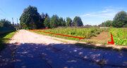 Великолепный участок в центре деревни Каменки! Рядом водоём, лес, храм - Фото 3
