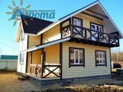 Продается двух-этажный дом в деревне Верховье Жуковского района