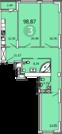 Продаю (без комиссии) 3-к квартиру, Центр/Гвардейская площадь - Фото 1