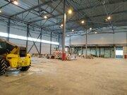 Новый складской комплекс 2475 кв.м,5 ворот доквелеров
