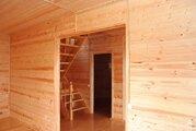 Красивая и качественная деревянная дача. - Фото 4