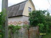 Эксклюзив. Продается кирпичная дача в СНТ рядом с деревней Терентьево.