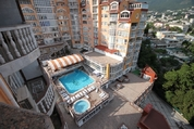 Продажа квартиры в новостройке у моря с двумя балконами в ЖК .