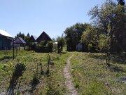 Земельный участок с ветхой частью дома в д. Рычково. - Фото 2