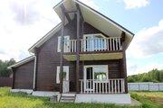 2х-этажный коттедж в деревне Рыково (