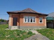Кирпичный Дом s -105 кв.м. в хуторе Калинин, Мясниковский райо - Фото 2