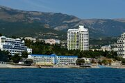 В Ялте квартира-пентхаус с видом на море и горы продается