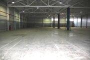 Сдам теплое складское помещение 2500 м2 класса В+
