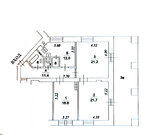 3х комн. квартира на Ленинградском пр-те/Квартира у метро Белорусская