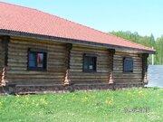 Долматово. Отличный жилой дом в деревне. Магистральный газ. Бассейн в - Фото 2