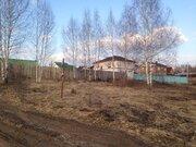 Участок 10 соток Руза, ул. 3-я Дмитровская - Фото 1