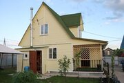 Каширское ш, 45 км от МКАД, д.Шубино, 2-х эт.дом на участке 6 соток