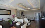 Шикарная двухуровневая квартира 4+2 (6 комнат) с видом на горы и море, Купить квартиру Анталья, Турция по недорогой цене, ID объекта - 329303430 - Фото 11