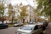Аренда офиса 50 м2 м. Шаболовская в бизнес-центре класса В в Донской