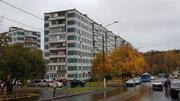 3-комн.кв. 60 кв.м. 9/9 эт. Москва, ул. Красного Маяка, д.19к1 - Фото 1