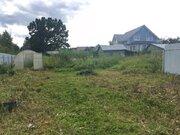 Огороженный участок 7 соток в Гарь-Покровское (12 км от Голицыно)