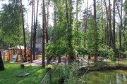 Уникальный лесной участок у воды с панормными видами 10 км. от МКАД - Фото 5