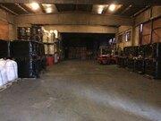 Отдельно стоящее здание 1143 м2 с жд тупиком., Продажа складов в Ломоносове, ID объекта - 900242275 - Фото 3