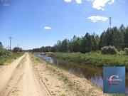 Участок в с.Заречье на ул.Лесной на краю озера - Фото 3