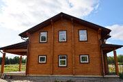 Продаётся дом из бруса 260 кв.м, у реки с выходом в Ладожское озеро - Фото 5