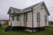 Дом 55 кв.м. на участке 10 соток в деревне Дворищи - Фото 1