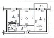 Продается 2-комн. квартира 58 м2, Продажа квартир в Хабаровске, ID объекта - 331811088 - Фото 3