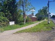 Продажа участка, Новопетровское, Истринский район, Железнодорожная 2я - Фото 1