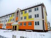 Трехкомнатная квартира в микрорайоне Просторный, город Кохма. - Фото 1