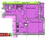 Продажа двухкомнатная квартира 66.10м2 в ЖК Европейский кольцевая 36