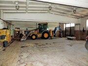 Производственно-складское помещение 875 м2 в Заводском районе
