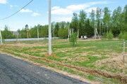 Участок 10,61 соток в новом охраняемом кп рядом с лесом, 33 км от МКАД - Фото 3