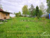 Тосненский район, г.Никольское, 11 сот. СНТ + дом 50 кв.м. - Фото 1