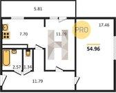 Продажа квартиры, Пенза, Ул. Тепличная, Купить квартиру в Пензе по недорогой цене, ID объекта - 322557770 - Фото 5