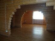 Готовый к проживанию бревенчатый дом у пруда - Фото 5
