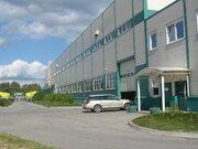 Продается производственная база в Нижегородской обл, Борский район., Промышленные земли в Борском районе, ID объекта - 201045631 - Фото 9