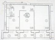 4 250 000 Руб., Просторная двухкомнатная квартира в новом квартале на старом добром., Купить квартиру в Волгограде по недорогой цене, ID объекта - 320522403 - Фото 8