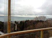 Пентхаус с дизайнерским ремонтом в Сочи, Купить квартиру в Сочи по недорогой цене, ID объекта - 321076209 - Фото 20