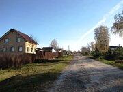 Участок в деревне 200 соток, свет, документы, жд. - Фото 4