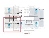 2 700 000 Руб., 2-к. квартира 60 кв.м, 12/16, Купить квартиру в Анапе по недорогой цене, ID объекта - 329825631 - Фото 4