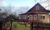 3 000 000 Руб., Продается 1/2 часть одноэтажного дома 45 кв.м. на участке 10 соток, Продажа домов и коттеджей в Наро-Фоминске, ID объекта - 501752541 - Фото 1