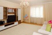 Продается трехкомнатная квартира с дизайнерским ремонтом по улице .