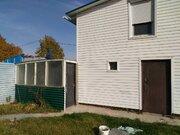 Двухэтажный дом с водой и канализацией, пеноблок, Климовск, Подольск - Фото 3
