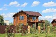 Дом из сибирского кедра и сосны на берегу Обского моря - Фото 4