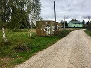 Участок 15 сот в дер. Вертошино, Рузский р-он, 80 км от МКАД.
