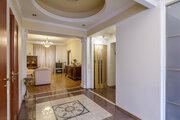 4-к. квартира 90,7 кв.м у парка Победы с панорамным видом и дизайн-.