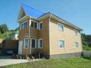 Продаётся новый 2-этажный коттедж в Иркутске - Фото 1