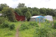 Земельный участок 6,5 соток в Дмитровском районе д. Сазонки. - Фото 1