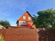 Кирпичный дом 177 кв.м. с газом на участке 18 соток, 50 км от МКАД - Фото 1