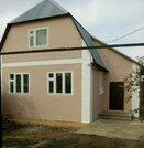 2-х этажн дом, р-н Новостройка, 2,5 сотки, баня - Фото 1